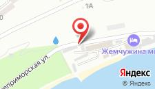Бутик-Отель Жемчужина моря на карте