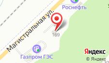 Гостиничный комплекс Березка на карте