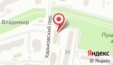 Гостиница МИЛАН на карте
