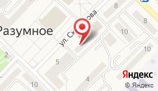 Апартаменты На Скворцова на карте