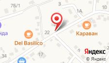 Гостевой дом На Октябрьской 33 на карте