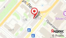 Мини-отель На Советской на карте