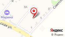 Мотель Ирина на карте
