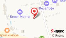 Гостевой дом Самоцветы на карте