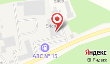 Мотель GQ на карте