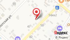 Гостевой дом Звезда Киммерика на карте