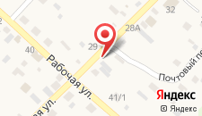 Гостевой дом Сваты на карте