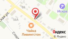 Мини-гостиница Пирс-Азов на карте
