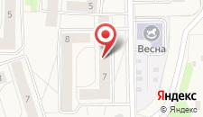 Апартаменты На Ясной на карте