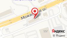Отель Такт Отель на карте