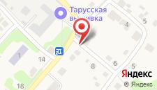 Гостевой дом Тихая улочка на карте