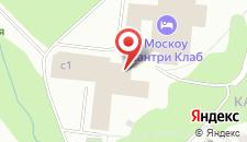 Курортный отель Moscow Country Club на карте