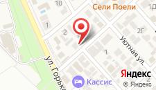 Гостиница Посейдон Палас на карте