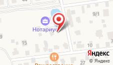 Мини-отель Барвиха на карте