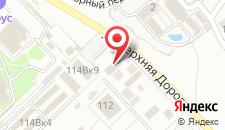 Мини-гостиница Ковчег на карте