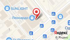 Гостиница ПостоялецЪ на карте