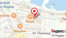 Санаторий & SPA Старинная Анапа на карте