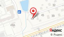 Мини-гостиница Дом на карте