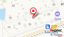 Отель Отель Социоглобус на карте