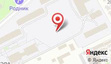 Санаторий Родник на карте