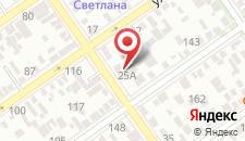 Отель V.I.P. на карте