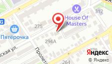 Клубный Отель Мистер.ру на карте