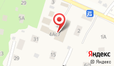 Гостиница Переделкино на карте