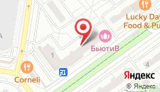 Апартаменты У СнеЖкома на карте