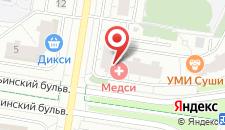 Апартаменты На Ильинском бульваре на карте