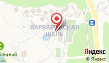 Гостиница Шингари на карте