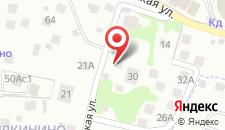 Гостевой дом Крокус на карте