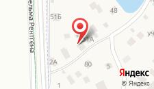 Хостел Premium Hostel Skolkovo на карте