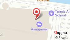 Отель Аквариум на карте