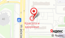 Апарт-отель Новокуркино на карте