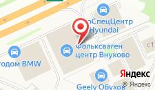 Мини-отель Новая Москва на карте