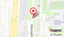 Апарт-отель Сильвия на карте