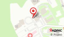 Отель Мона на карте