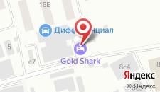 Отель Голд Шарк на карте