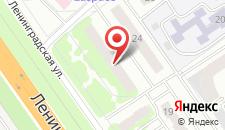 Апартаменты G.M.Home на карте