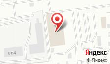Гостиница Midland Sheremetyevo на карте