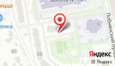 Апартаменты КакДома-SVO Катюшки на карте
