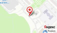 Мини-гостиница Никулинская на карте