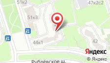 Хостел Славянка на карте