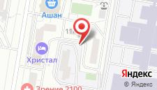 Отель Малетон (Анохина) на карте