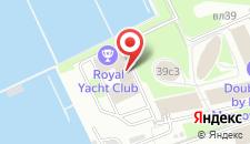 Мини-отель Royal Beach Hotel на карте