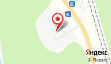 Ресторанно-гостиничный комплекс Лукоморье на карте