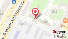 Гостиница РАМН на карте