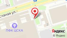 Отель АРТ на карте