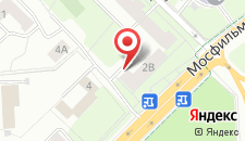 Отель Рандеву на карте
