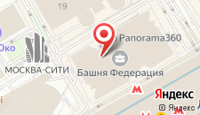 Отель Plus 1 на карте